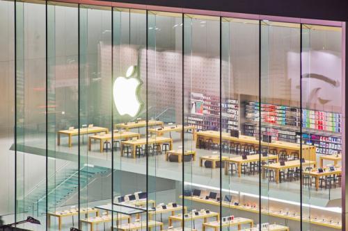 苹果旗舰店对上海恒昊必威体育登陆Betway sports总代理(墨晶必威体育登陆)的评价