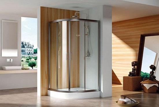 椭圆形淋浴房
